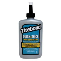 Titebond Quick & Thick Lepidlo na drevo - 237ml