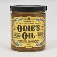 ODIE'S OIL - THE UNIVERSAL FINISH & POLISH