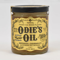 ODIE'S OIL - FINISH FOR WOOD FLOORS